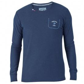 T-shirt fil laine