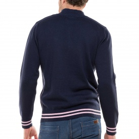 Pull camionneur rayures