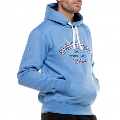 Sweat à capuche sport Dept