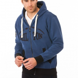 Gilet molleton rugby ball