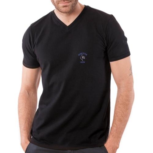 Pack 3 T-shirts col V