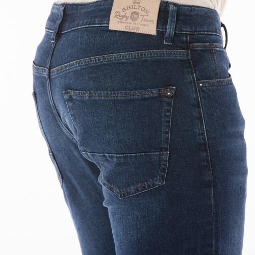 Jeans slim brut used 3L