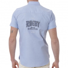 Chemise MC Rugby Land