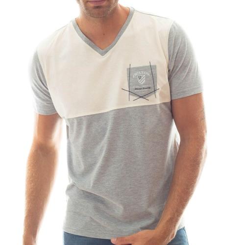 T-Shirt Bicolore Tradition