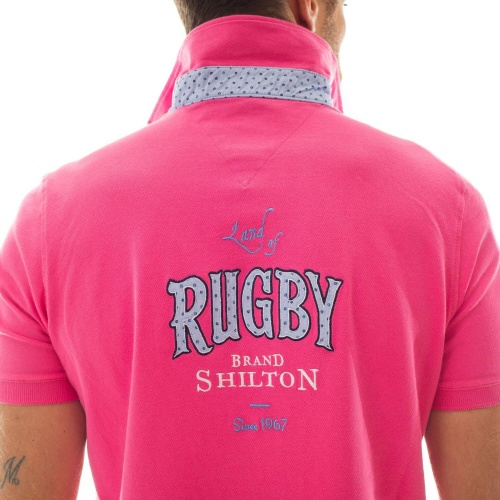 Polo Rugby Old School