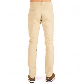 Pantalon chino couture