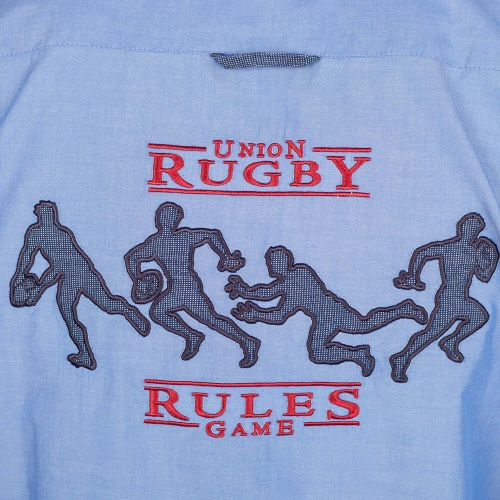 Chemise Rugby Rules