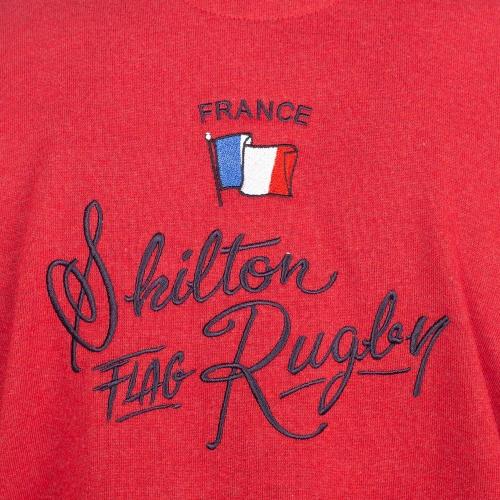 Polor Rugby Flag FRA