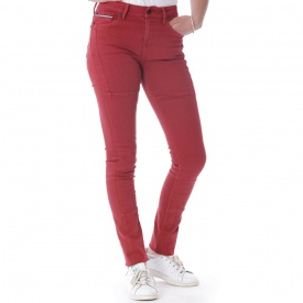 Jean's Femme Icon Red