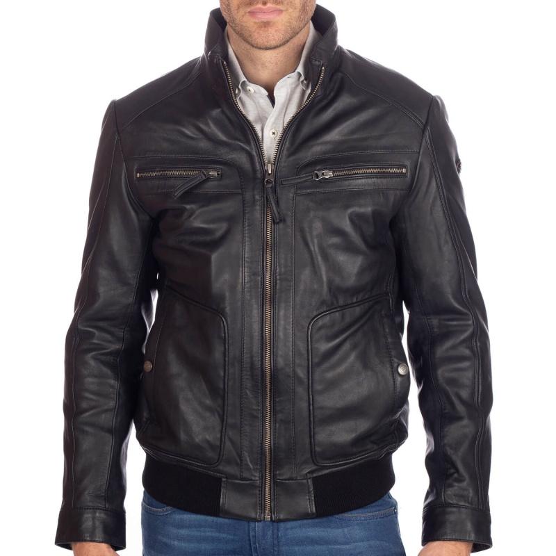 Jacket Cuir