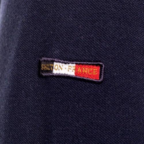 Polo basic piqué couture