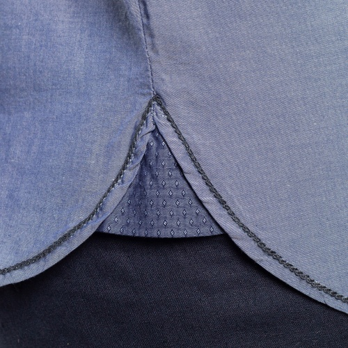 Chemise poche poitrine