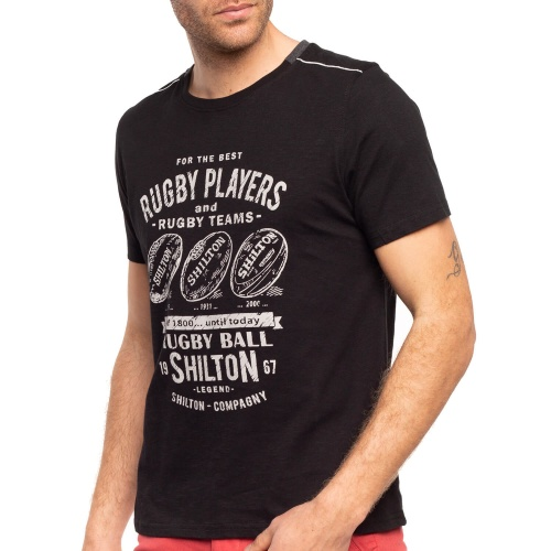 T-shirt rugby players