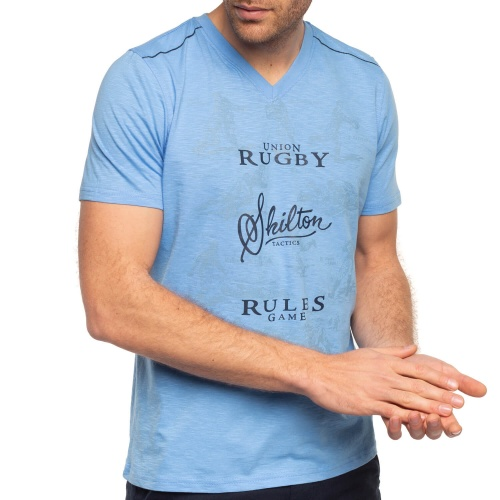 T-shirt rugby rules