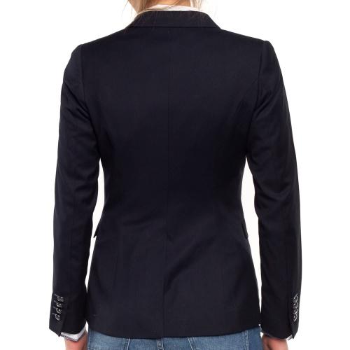 Costumes Et Tailleurs Pour Femme Contempora Blazer Bleu Foncé Taille 36