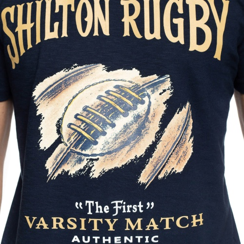 T-shirt varsity match