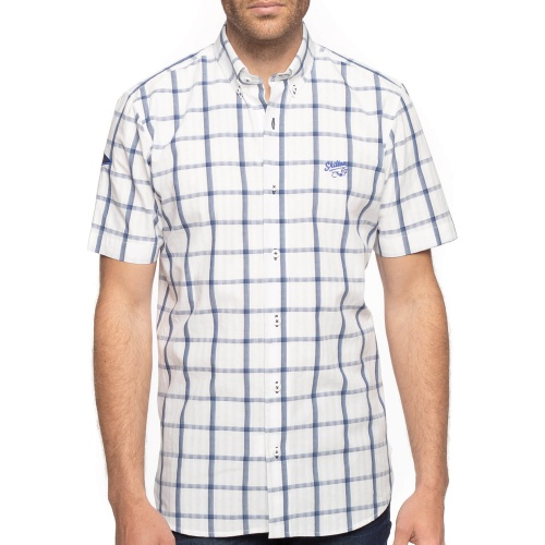 Chemise à carreaux 67