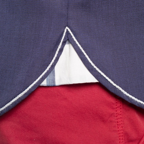 Chemise rugby flag