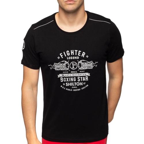 T-shirt boxing club