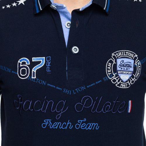 Polo racing pilote