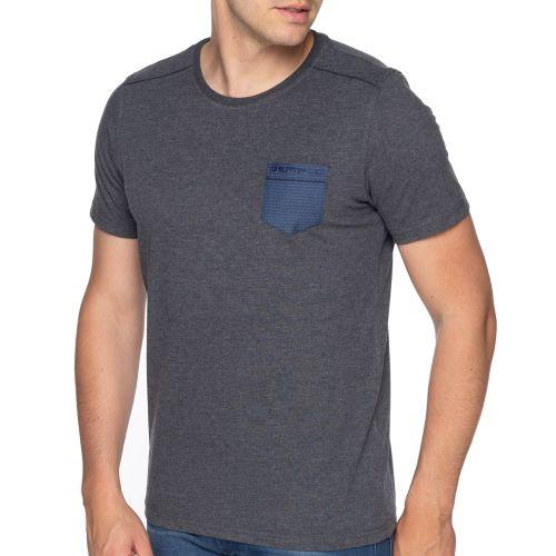 T-shirt basic pocket