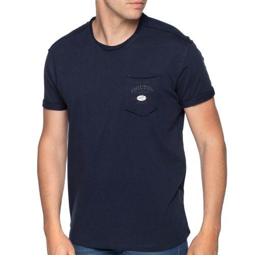 T-shirt destroy pocket