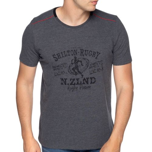 T-shirt rugby NZL