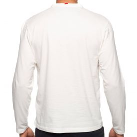 T-shirt col tunisien