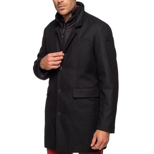 Manteau en laine ville