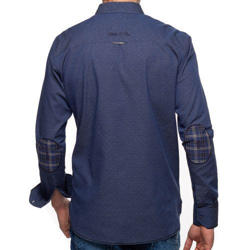 Chemise coudières carreaux