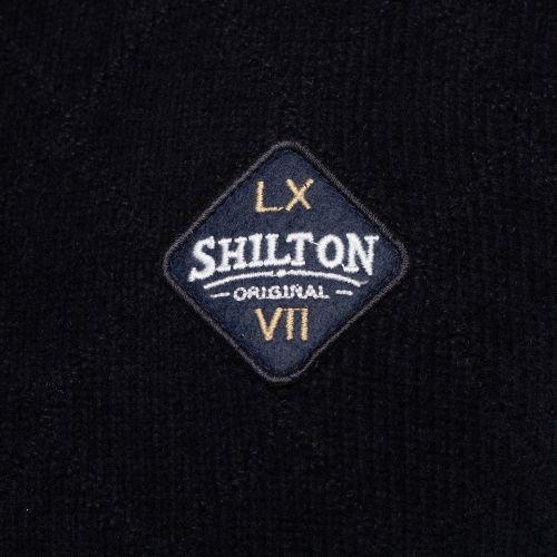 Gilet zippé coton chenille