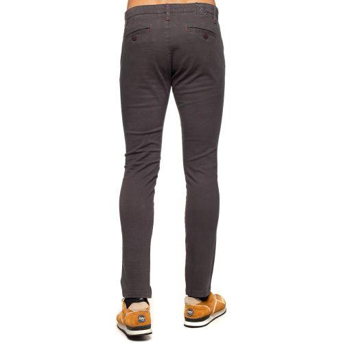 Pantalon slim printé