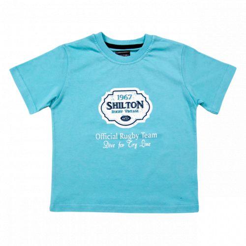 T-shirt de Rugby esprit vintage pour Kid