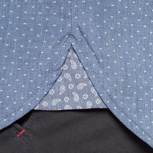 Chemise imprimée à motifs