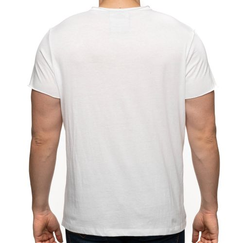 T-shirt col tunisien original