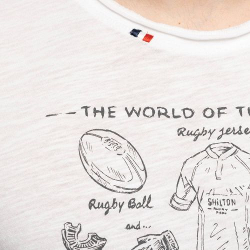 T-shirts rugby équipements