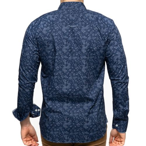 Chemise rugby flower