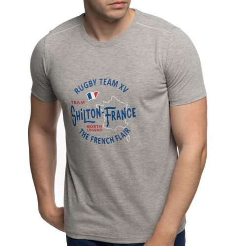 T-shirt rugby french flair