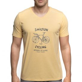 T-shirt cycling