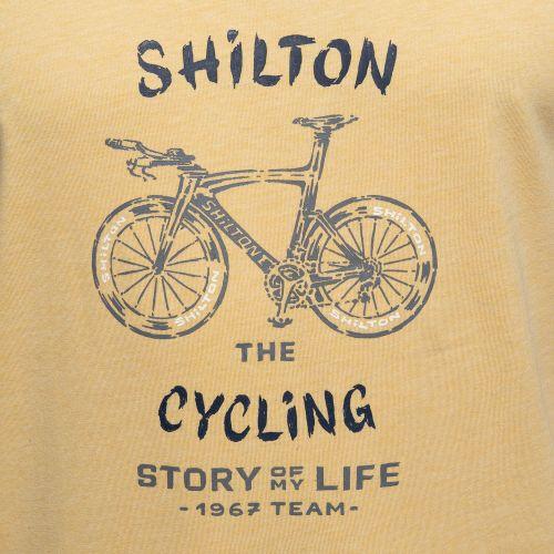 T-shirt cycling