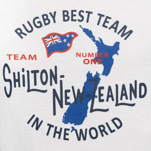T-shirt rugby New-Zealand
