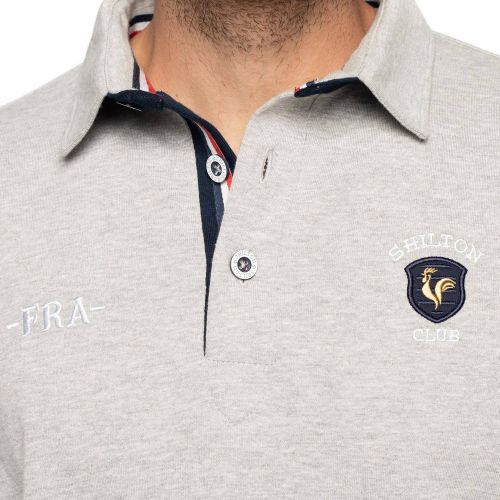 Polo rugby France coq