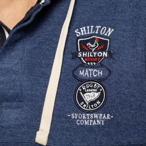 Sweat rugby en maille
