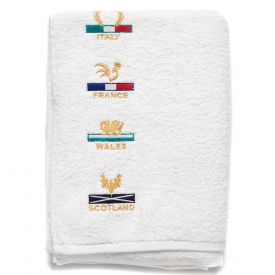 Drap de bain 6 nations 160x90