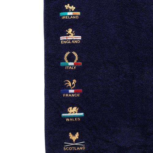 Drap de bain 6 nations 160x90