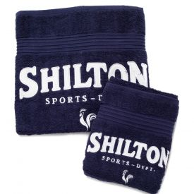 Lot de 2 serviettes