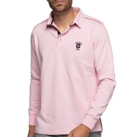 Polo rugby jersey rose