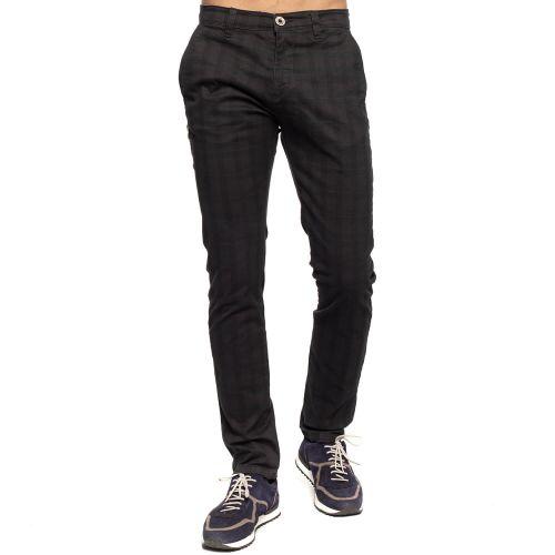 Pantalon chino printé
