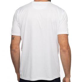 T-shirt sport col v