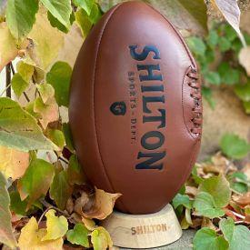 Ballon rugby cuir